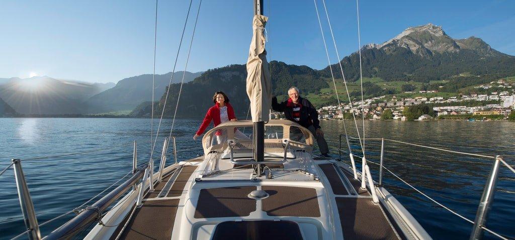 auf Boot